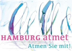 Hamburg atmet